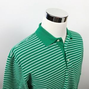 Tommy Hilfiger Mens Large Golf Polo w/ Buzz Off
